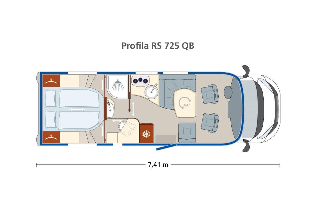 GR PRS 725 QB