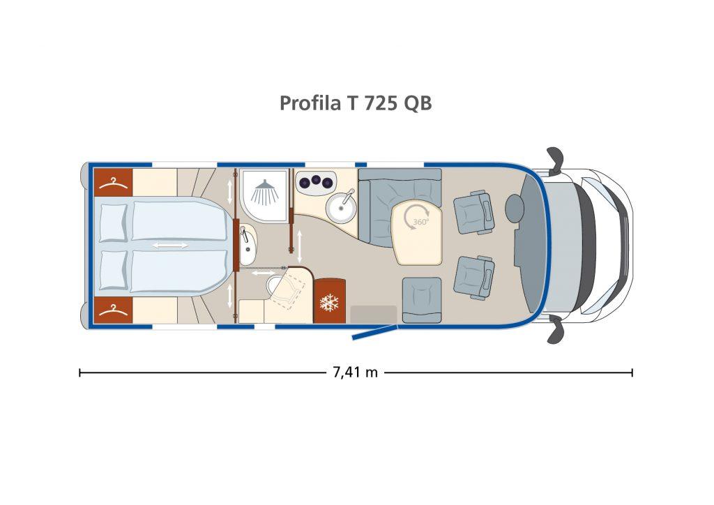 GR PT 725 QB