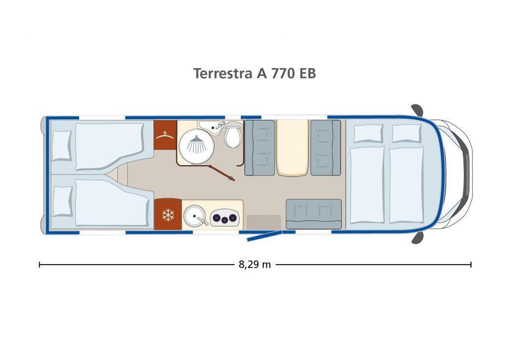 GR TA 770 EB