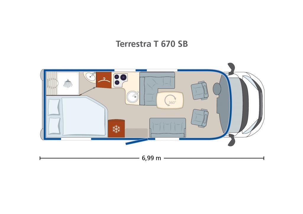 GR TT 670 SB